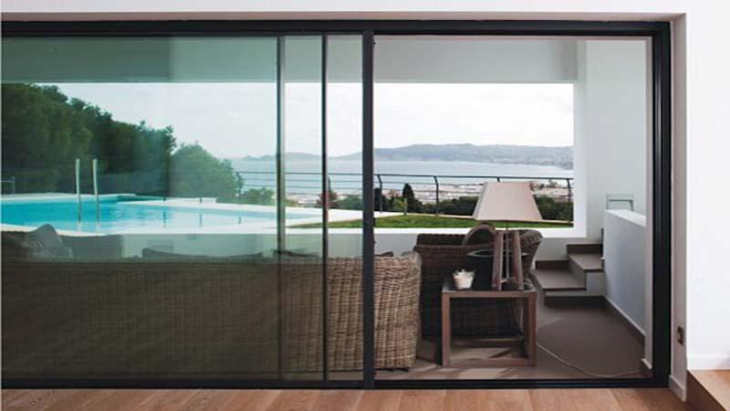 Puertas ventanas aluminio correderas rotura de puente termico las palmas 02 aluminios alucarsa - Ventanas rotura puente termico ...
